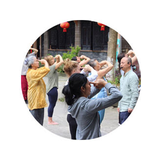 Zhineng Qigong Teacher Training Class 2020